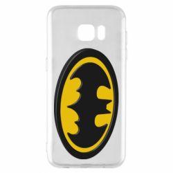 Чохол для Samsung S7 EDGE Batman 3D