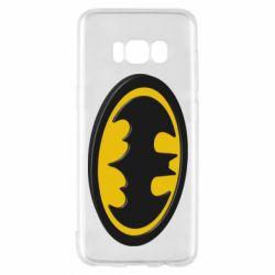 Чохол для Samsung S8 Batman 3D