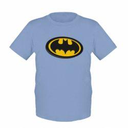 Детская футболка Batman 3D - FatLine