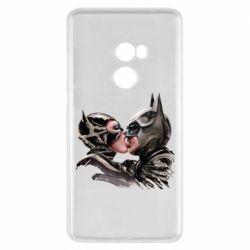 Чехол для Xiaomi Mi Mix 2 Batman and Catwoman Kiss