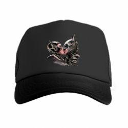 Кепка-тракер Batman and Catwoman Kiss