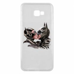 Чехол для Samsung J4 Plus 2018 Batman and Catwoman Kiss
