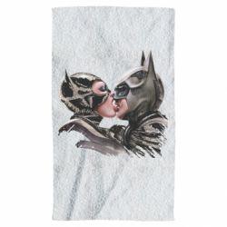 Полотенце Batman and Catwoman Kiss