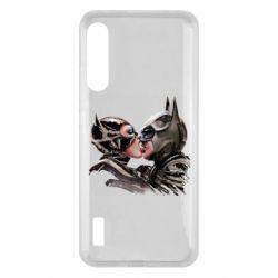 Чохол для Xiaomi Mi A3 Batman and Catwoman Kiss