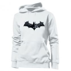 Женская толстовка Batman Arkham Asylum