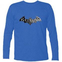 Футболка з довгим рукавом Batman: arkham city
