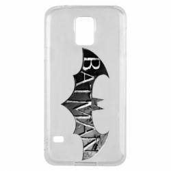 Чехол для Samsung S5 Batman: arkham city
