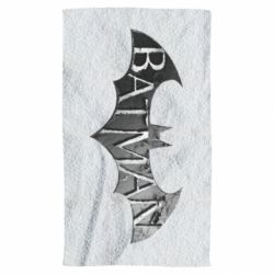 Полотенце Batman: arkham city