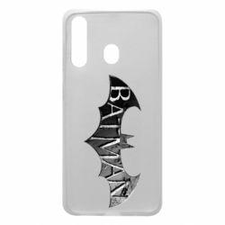 Чехол для Samsung A60 Batman: arkham city