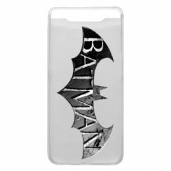 Чехол для Samsung A80 Batman: arkham city