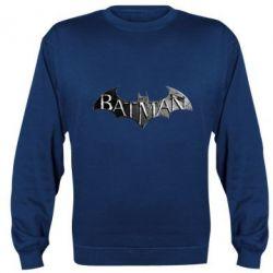 Реглан (свитшот) Batman: arkham city