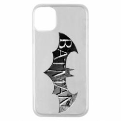Чехол для iPhone 11 Pro Batman: arkham city