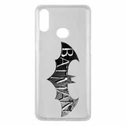 Чехол для Samsung A10s Batman: arkham city
