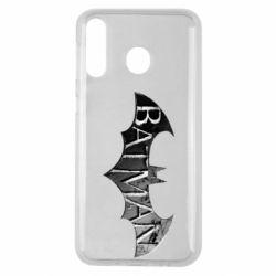 Чехол для Samsung M30 Batman: arkham city