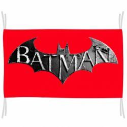 Флаг Batman: arkham city