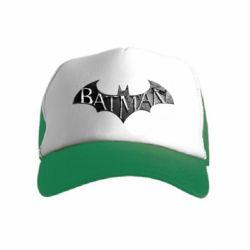 Детская кепка-тракер Batman: arkham city