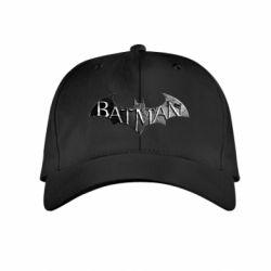 Детская кепка Batman: arkham city