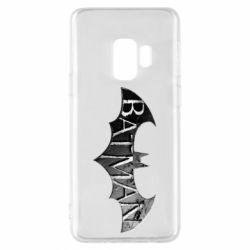 Чехол для Samsung S9 Batman: arkham city
