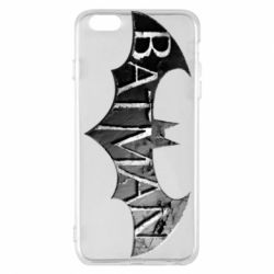 Чехол для iPhone 6 Plus/6S Plus Batman: arkham city