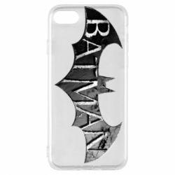 Чехол для iPhone 7 Batman: arkham city