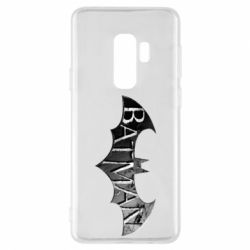 Чехол для Samsung S9+ Batman: arkham city