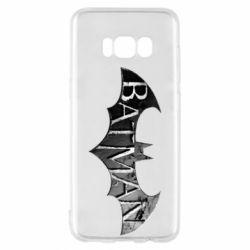 Чехол для Samsung S8 Batman: arkham city