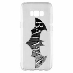 Чехол для Samsung S8+ Batman: arkham city