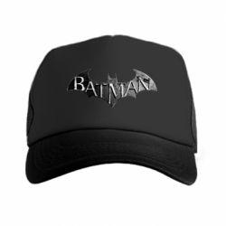 Кепка-тракер Batman: arkham city