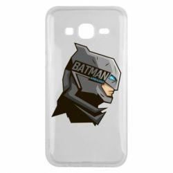 Чохол для Samsung J5 2015 Batman Armoured