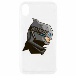 Чохол для iPhone XR Batman Armoured