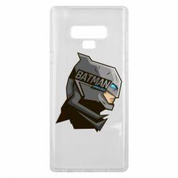Чохол для Samsung Note 9 Batman Armoured