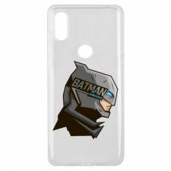 Чохол для Xiaomi Mi Mix 3 Batman Armoured