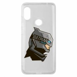 Чохол для Xiaomi Redmi Note Pro 6 Batman Armoured