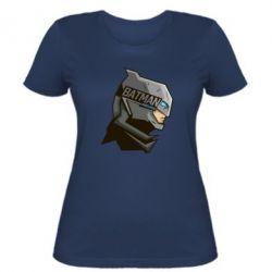 Женская футболка Batman Armoured - FatLine