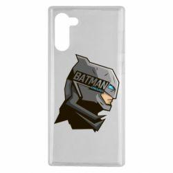 Чохол для Samsung Note 10 Batman Armoured