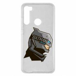 Чохол для Xiaomi Redmi Note 8 Batman Armoured