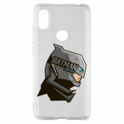 Чохол для Xiaomi Redmi S2 Batman Armoured
