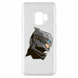Чохол для Samsung S9 Batman Armoured