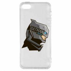 Чохол для iphone 5/5S/SE Batman Armoured