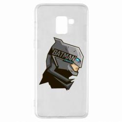 Чохол для Samsung A8+ 2018 Batman Armoured