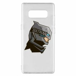Чохол для Samsung Note 8 Batman Armoured