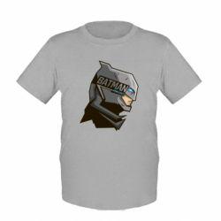 Детская футболка Batman Armoured - FatLine