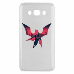 Чехол для Samsung J5 2016 Batman beyond and city