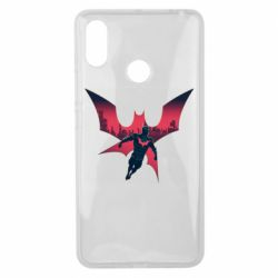 Чехол для Xiaomi Mi Max 3 Batman beyond and city