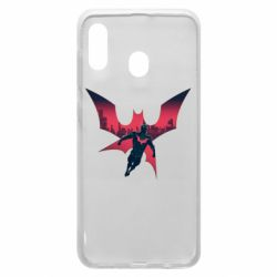 Чехол для Samsung A30 Batman beyond and city