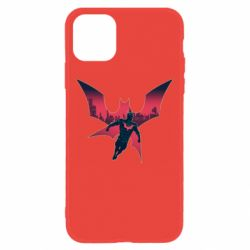 Чехол для iPhone 11 Batman beyond and city