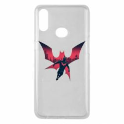 Чехол для Samsung A10s Batman beyond and city