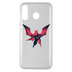 Чехол для Samsung M30 Batman beyond and city