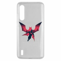 Чехол для Xiaomi Mi9 Lite Batman beyond and city