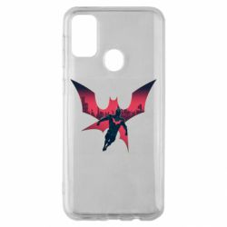 Чехол для Samsung M30s Batman beyond and city